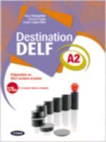 Cover-Bild zu Destination DELF A2 von Charpentier, Maud