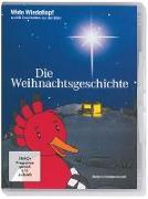 Cover-Bild zu Gerdes, Frank: Die Weihnachtsgeschichte (DVD)