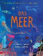 Cover-Bild zu Krestovnikoff, Miranda: Das Meer - Wichtige Themen: Artenvielfalt und Naturschutz in einem extragroßen Buch mit Neonfarbe auf dem Cover