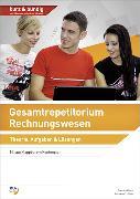 Cover-Bild zu Gesamtrepetitorium Rechnungswesen von Gloor, Sascha