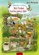 Cover-Bild zu Mit Findus durchs ganze Jahr von Danielsson, Kennert