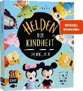 Cover-Bild zu Helden der Kindheit - Das Häkelbuch - Trickfiguren, Kulthelden und mehr Amigurumis häkeln von Kirschbaum, Sophie