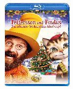 Cover-Bild zu Pettersson und Findus - Das schönste Weihnachten überhaupt - Blu-ray von Ali Samadi Ahadi (Reg.)