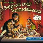 Cover-Bild zu Pettersson kriegt Weihnachtsbesuch (Audio Download) von Nordqvist, Sven