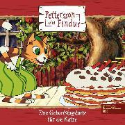 Cover-Bild zu Folge 1: Eine Geburtstagstorte für die Katze + drei Geschichten (Das Original-Hörspiel zur TV-Serie) (Audio Download) von Koch, Dieter