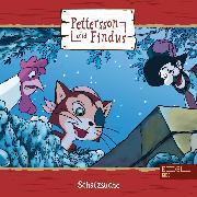 Cover-Bild zu Folge 6: Schatzsuche + drei Geschichten (Das Original-Hörspiel zur TV-Serie) (Audio Download) von Nordqvist, Sven