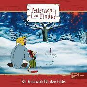 Cover-Bild zu Folge 2: Ein Feuerwerk für den Fuchs + drei Geschichten (Das Original-Hörspiel zur TV-Serie) (Audio Download) von Nordqvist, Sven