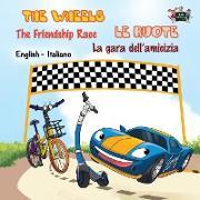 Cover-Bild zu The Wheels -The Friendship Race Le ruote - La gara dell'amicizia