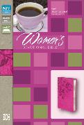 Cover-Bild zu NIV Women's Devotional Bible, Italian Duo-tone Raspberry