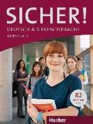 Cover-Bild zu Sicher! B2. Kursbuch von Perlmann-Balme, Michaela