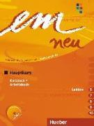 Cover-Bild zu em neu 2008 Hauptkurs Kursbuch, Arbeitsbuch , Lektion 6 -10 mit Arbeitsbuch-Audio-CD von Perlmann-Balme, Michaela