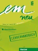 Cover-Bild zu em neu 2008 Abschlusskurs Lehrerhandbuch von Orth-Chambah, Jutta