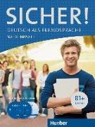 Cover-Bild zu Sicher ! B1+ von Perlmann-Balme, Michaela