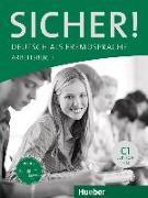 Cover-Bild zu Sicher! C1 Arbeitsbuch mit CD-ROM von Perlmann-Balme, Michaela