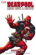 Cover-Bild zu Dazo, Bong: Deadpool: Merc With A Mouth Head Trip