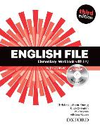 Cover-Bild zu English File third edition: Elementary: Workbook with iChecker with key