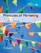 Cover-Bild zu Principles of Marketing, Global Edition