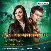 Cover-Bild zu Gier, Kerstin: Smaragdgrün (Audio Download)