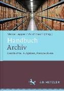 Cover-Bild zu Handbuch Archiv