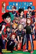 Cover-Bild zu Horikoshi, Kohei: My Hero Academia, Vol. 4