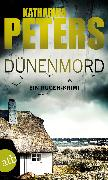 Cover-Bild zu Peters, Katharina: Dünenmord (eBook)
