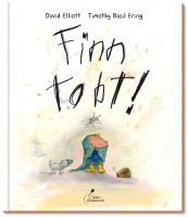 Cover-Bild zu Finn tobt! von Elliott, David