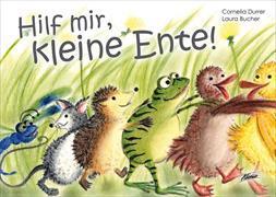 Cover-Bild zu Hilf mir, kleine Ente! von Durrer, Cornelia