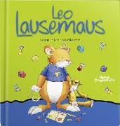 Cover-Bild zu Leo Lausemaus kann nicht verlieren von Campanella, Marco (Illustr.)