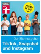 Cover-Bild zu @dieserdad: TikTok, Snapchat und Instagram - Der Elternratgeber