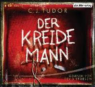 Cover-Bild zu Tudor, C.J.: Der Kreidemann