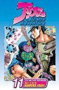 Cover-Bild zu Hirohiko Araki: Jojo's Bizarre Adventure Stardust Crusaders Volume 11