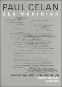 Cover-Bild zu Celan, Paul: Werke. Tübinger Ausgabe
