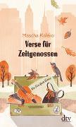 Cover-Bild zu Kaléko, Mascha: Verse für Zeitgenossen