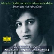 Cover-Bild zu Kaléko, Mascha: Interview mit mir selbst. 2 CDs