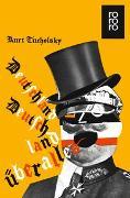 Cover-Bild zu Tucholsky, Kurt: Deutschland, Deutschland über alles