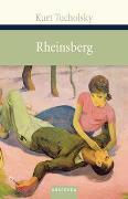 Cover-Bild zu Tucholsky, Kurt: Rheinsberg. Ein Bilderbuch für Verliebte