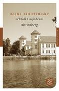 Cover-Bild zu Tucholsky, Kurt: Schloss Gripsholm / Rheinsberg