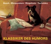 Cover-Bild zu Busch, Wilhelm: Klassiker des Humors - Neuausgabe
