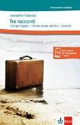 Cover-Bild zu Sciascia, Leonardo: Tre racconti. Lektüre + Klett-Augmented