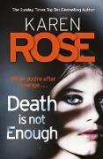 Cover-Bild zu Rose, Karen: Death Is Not Enough (The Baltimore Series Book 6) (eBook)