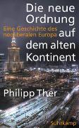 Cover-Bild zu Ther, Philipp: Die neue Ordnung auf dem alten Kontinent