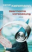 Cover-Bild zu Kehlmann, Daniel: Beerholms Vorstellung