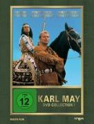 Cover-Bild zu Barker, Lex (Schausp.): Karl May DVD Collection I