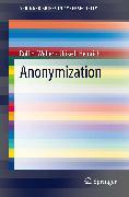 Cover-Bild zu Heinrich, Ulrike I.: Anonymization (eBook)