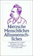 Cover-Bild zu Nietzsche, Friedrich: Menschliches, Allzumenschliches