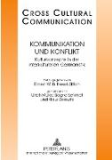 Cover-Bild zu Hess-Lüttich, E. W. B. (Hrsg.): Kommunikation und Konflikt