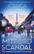 Cover-Bild zu Fellowes, Jessica: The Mitford Scandal (eBook)