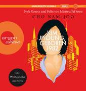 Cover-Bild zu Cho, Nam-joo: Kim Jiyoung, geboren 1982