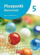 Cover-Bild zu Bamberg, Rainer: Pluspunkt Mathematik, Baden-Württemberg - Neubearbeitung, Band 5, Schülerbuch