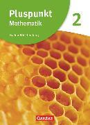 Cover-Bild zu Bamberg, Rainer: Pluspunkt Mathematik, Baden-Württemberg - Neubearbeitung, Band 2, Schülerbuch